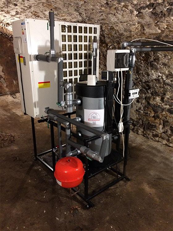 chauffagiste RGE | Expert en pompe à chaleur dans la Marne